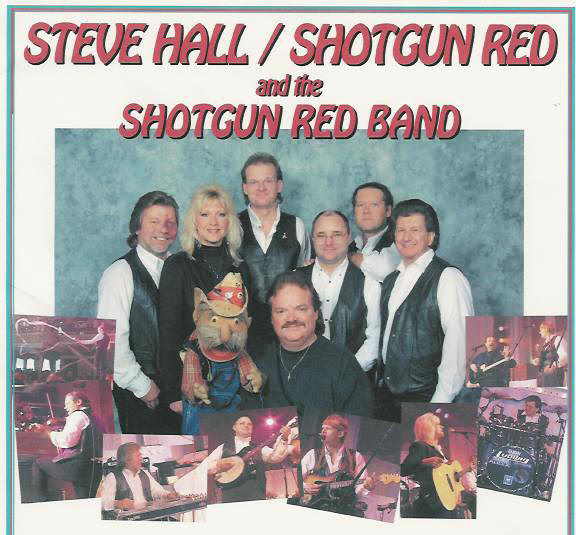 Steve Hall Shotgun Red Band