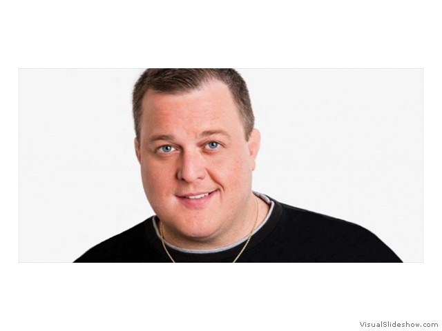 Billy Gardell - Comedians