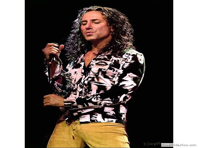 Journey former lead singer Steve Augeri - National Acts