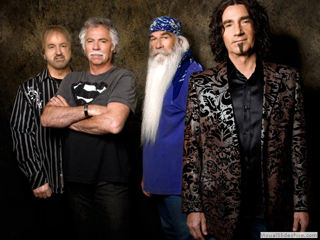 Oak Ridge Boys - National Acts