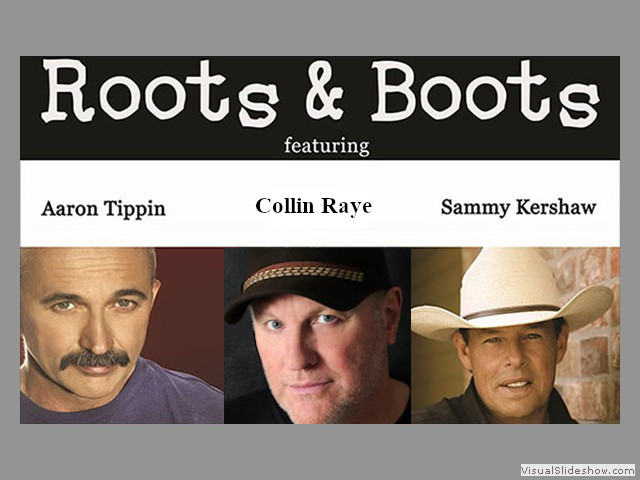 Roots and Boots - National Acts