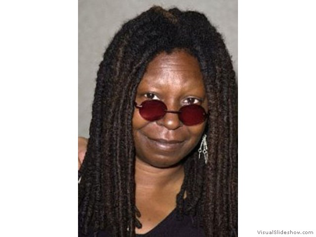 Whoopie Goldberg - Comedians