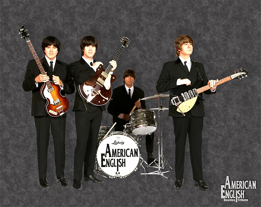 American English - Beatles Tribute Band